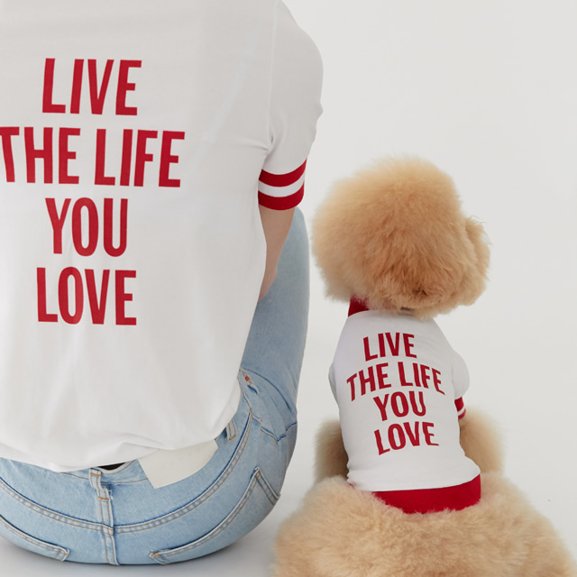 Live the life you love - Human